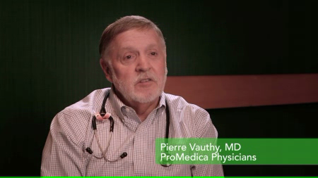Dr. Vauthy talks about his practice