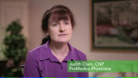 Judy Clark talks about her practice