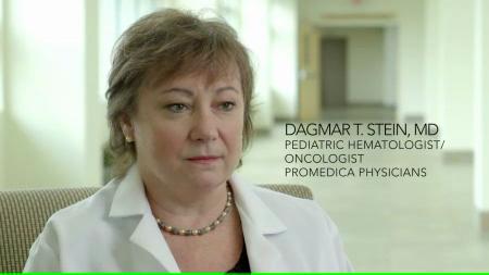 Dr. Stein talks about her practice