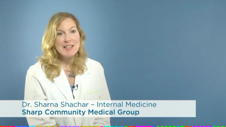 Dr. Shachar talks about her practice