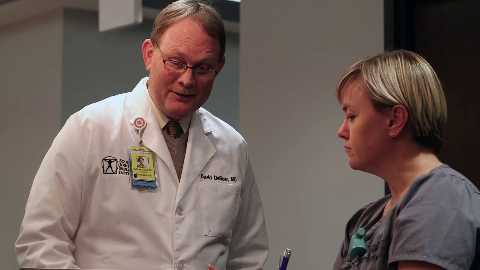 Dr. Deboer talks about his practice