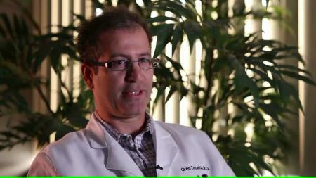 Dr. Zebaida talks about his practice