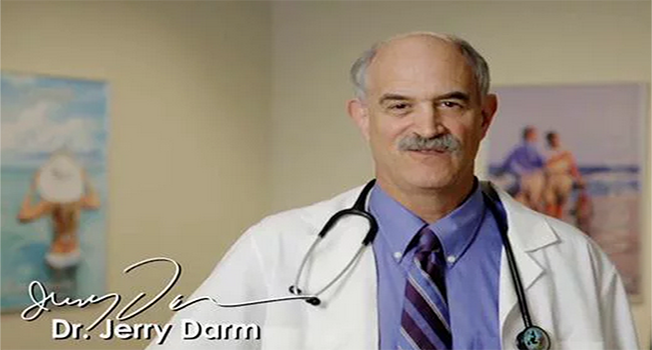 Dr. Darm talks about his practice
