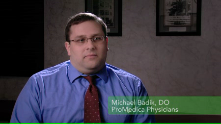 Dr. Badik talks about his practice