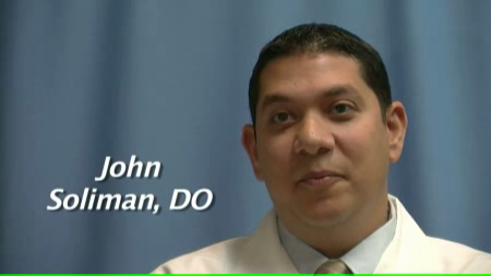 Dr. Soliman talks about his practice