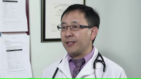 Dr. Sherpa talks about his practice