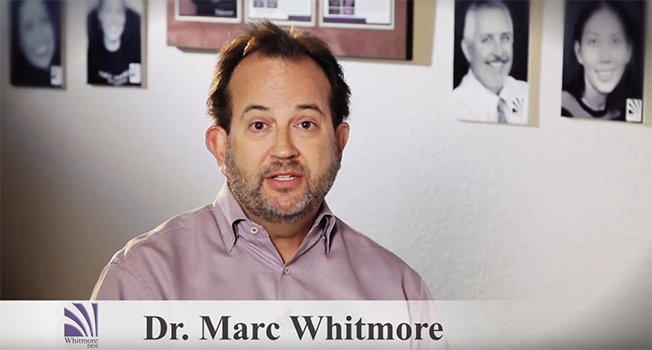 Dr. Whitmore talks about his practice