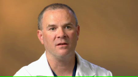 Dr. Lawson talks about his practice