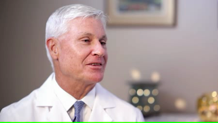 Dr. Bradfield talks about his practice