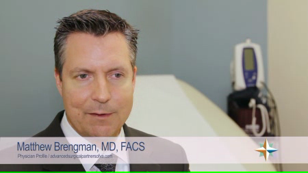 Dr. Brengman talks about his practice