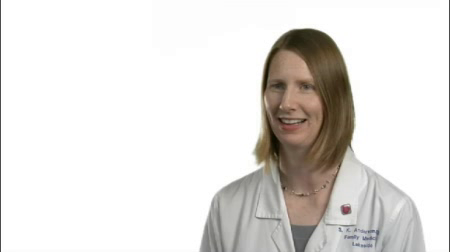 Dr. Anderson talks about her practice