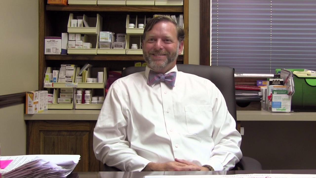 Dr. Leleux Jr. talks about his practice