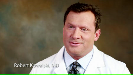 Dr. Kowalski talks about his practice