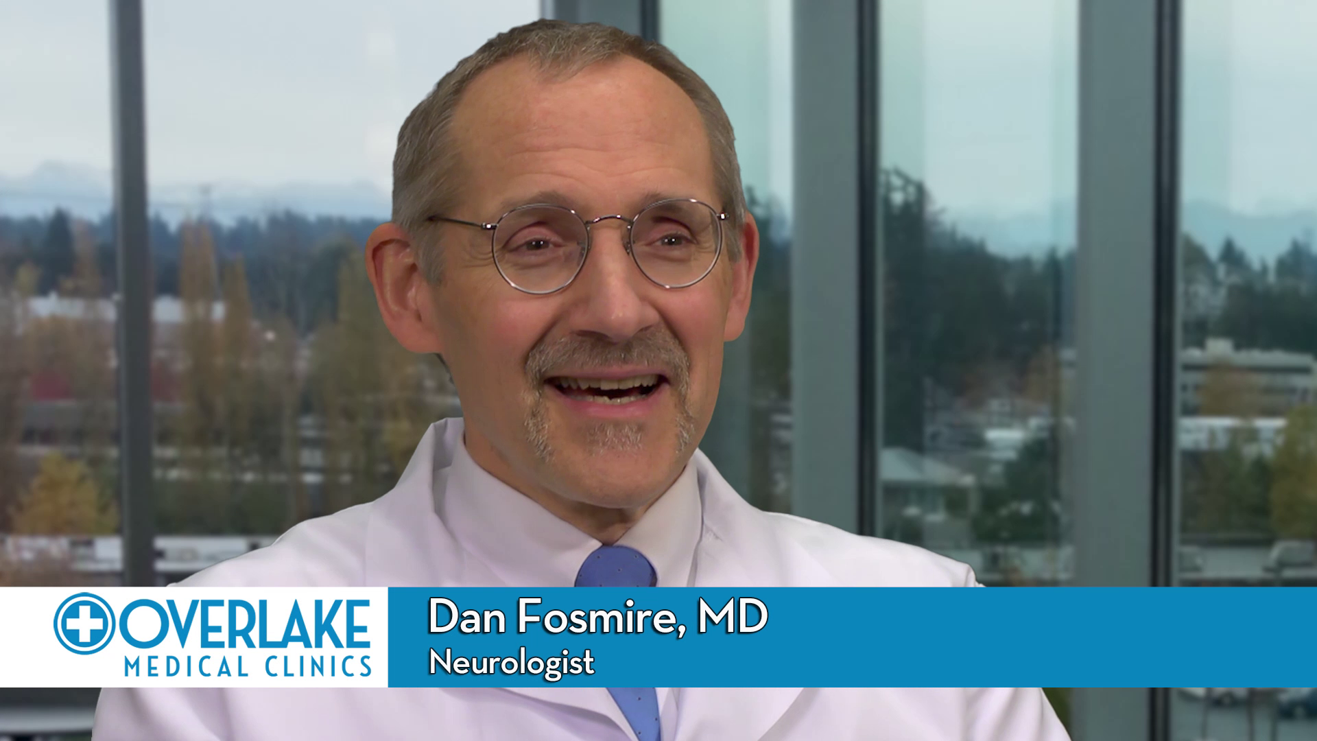 Dr. Fosmire talks about his practice