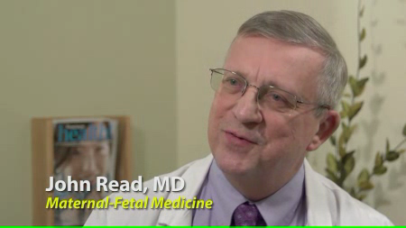 Dr. Read II talks about his practice