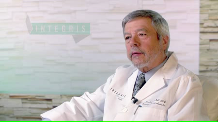 Dr. Muchmore talks about his practice