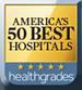 America's 50 Best Hospitals Award