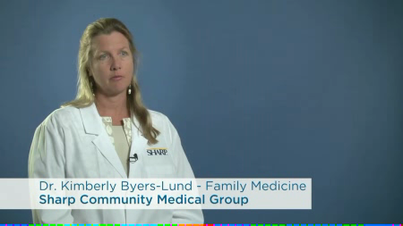 Dr. Byers-Lund talks about her practice