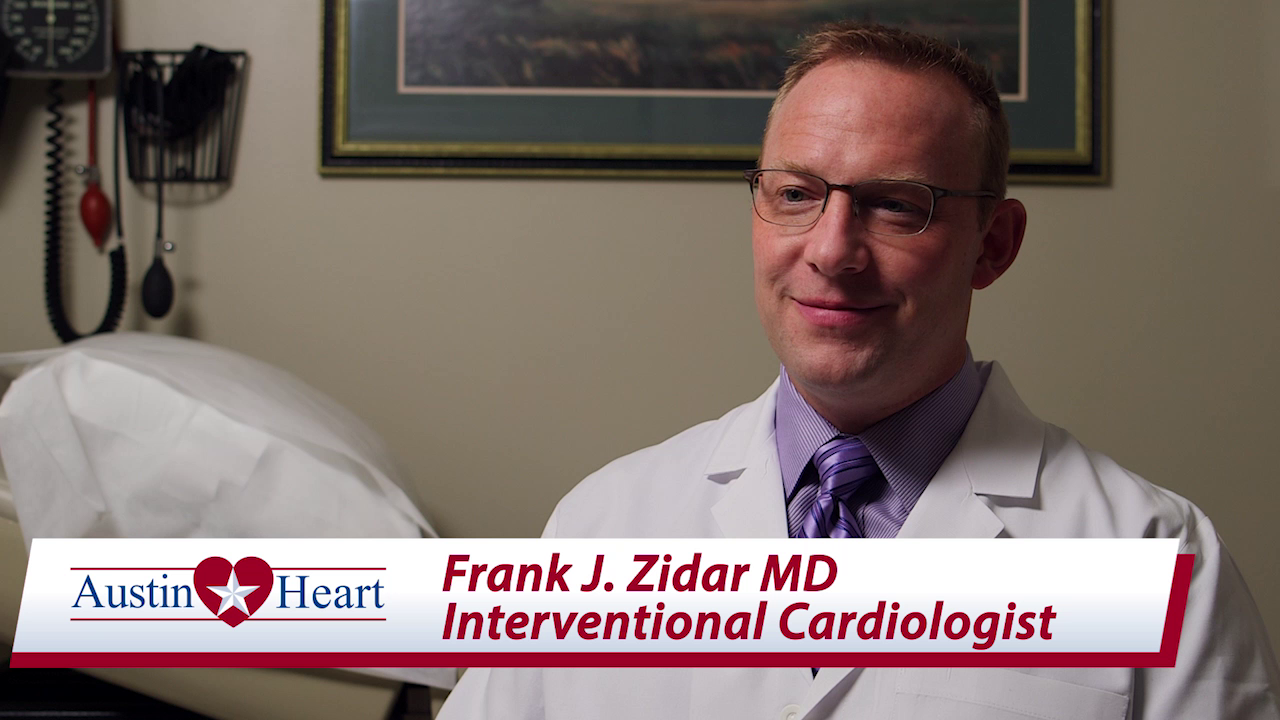 Dr. Zidar talks about his practice