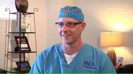 Dr. McDevitt talks about his practice