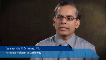 Dr. Sharma talks about his practice