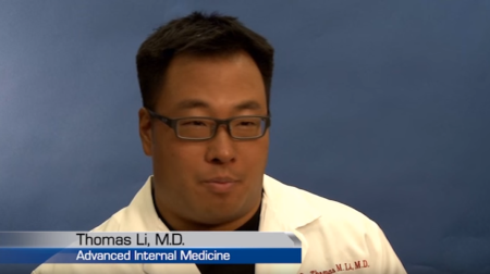 Dr. Li talks about his practice