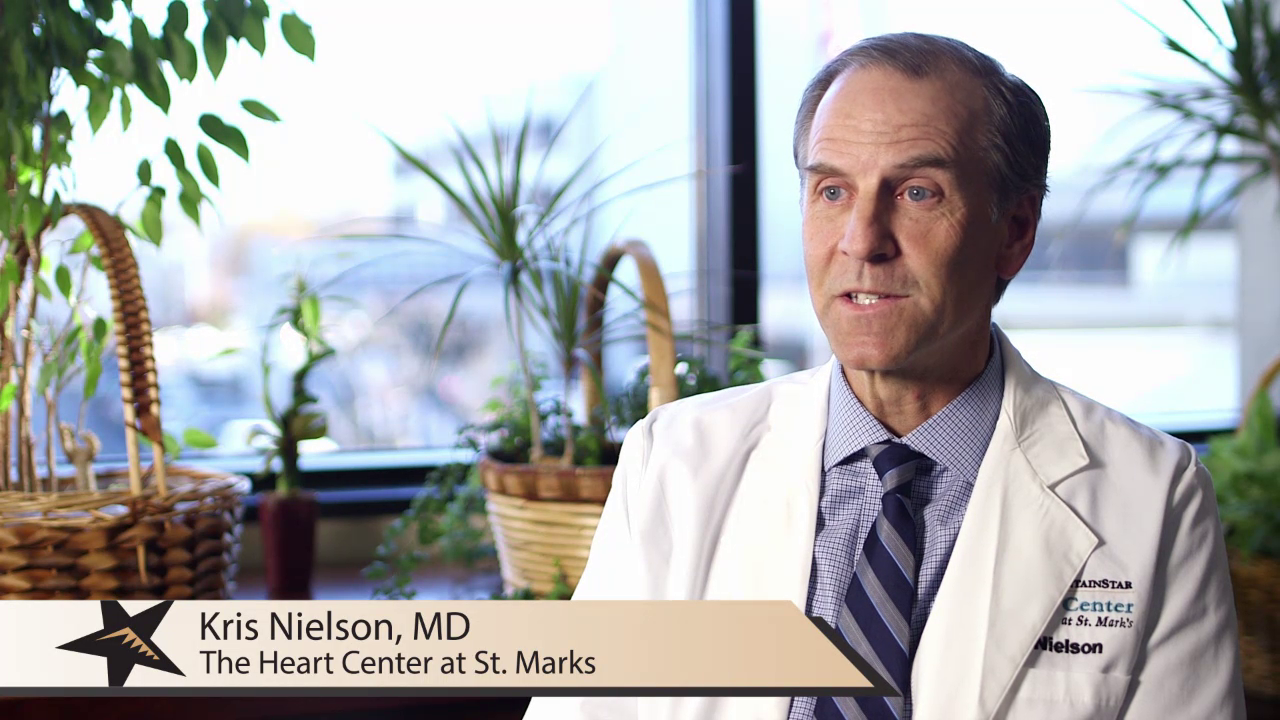 Dr. Nielson talks about his practice