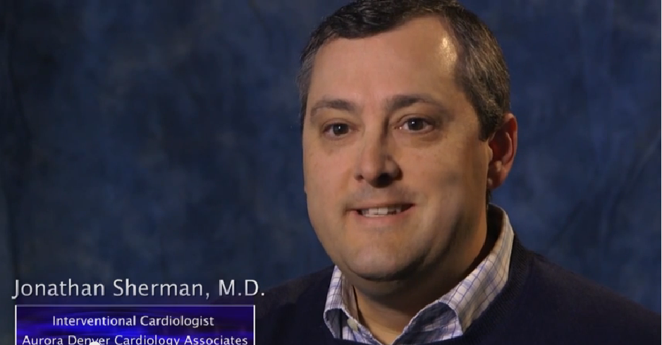 Dr. Sherman talks about his practice