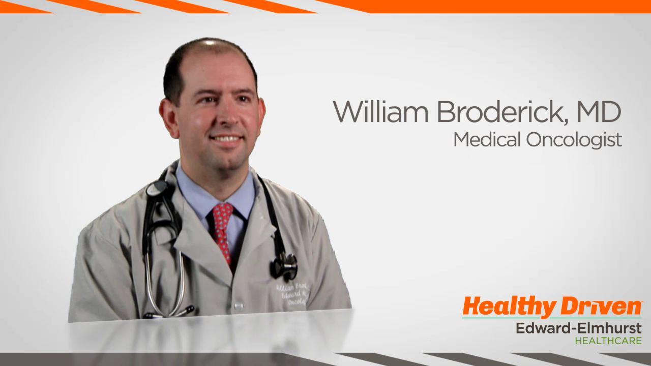 Dr. Broderick talks about his practice