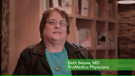 Dr. Besaw talks about her practice