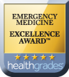 Emergency Medicine Excellence Award - 100x111