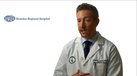 Dr. Bailey talks about his practice