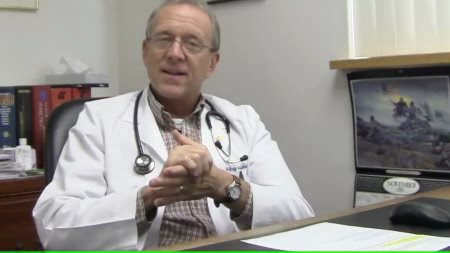Dr. Darnall talks about his practice