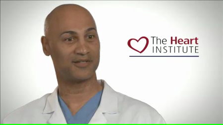 Dr. Johnson talks about his practice