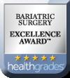 Bariatric Surgery Excellence Award - 100x111