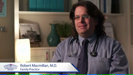 Dr. MacMillan talks about his practice