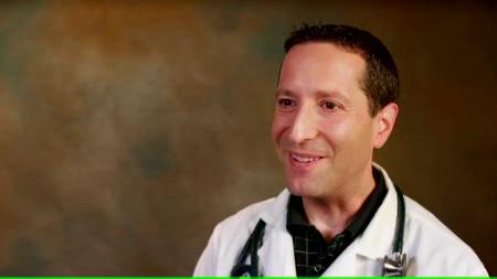 Dr. Gordon talks about his practice