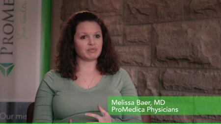Dr. Baer talks about her practice