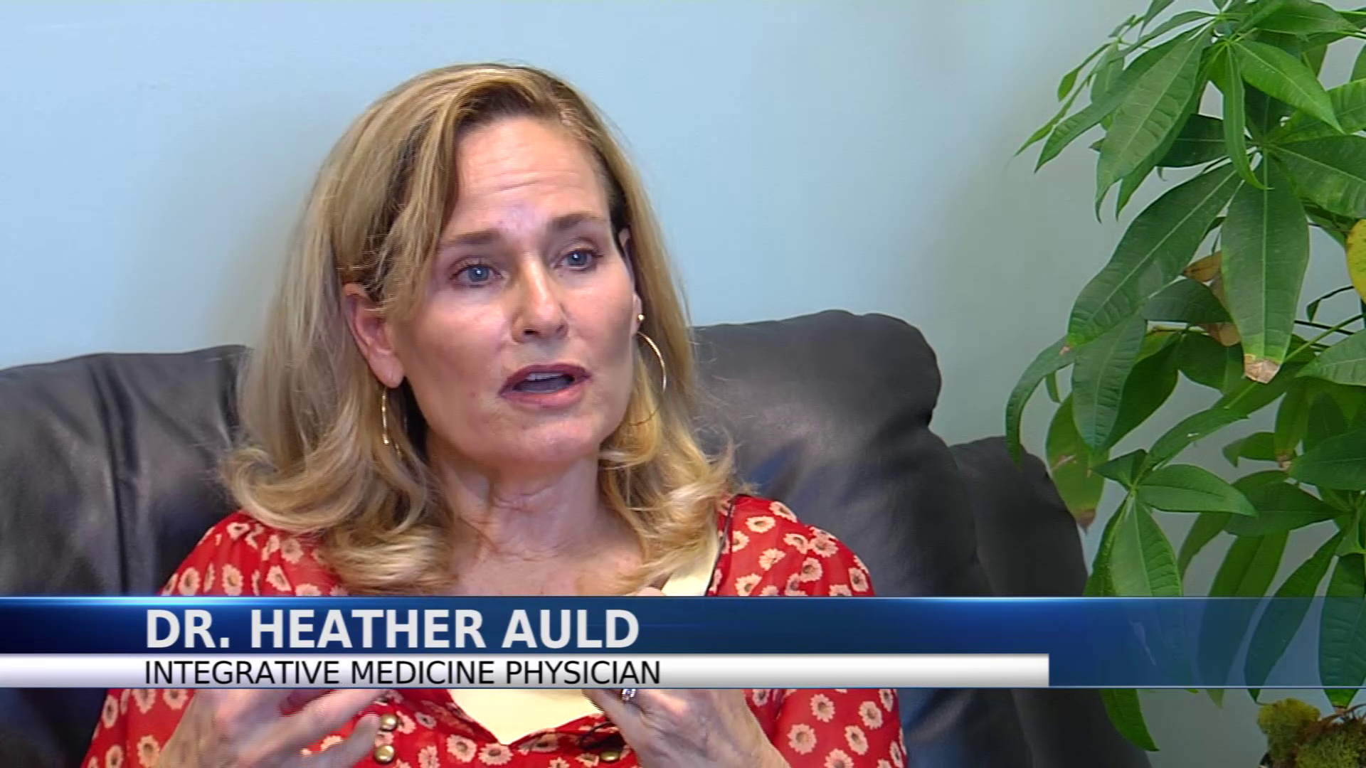 Dr. Auld talks about her practice
