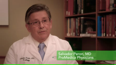 Dr. Peron talks about his practice