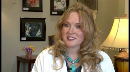 Dr. Mackay talks about her practice