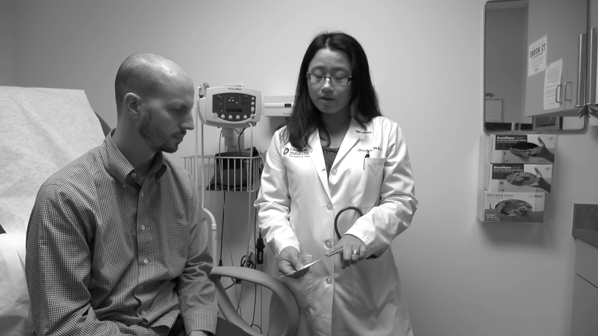 Dr. Wey talks about her practice