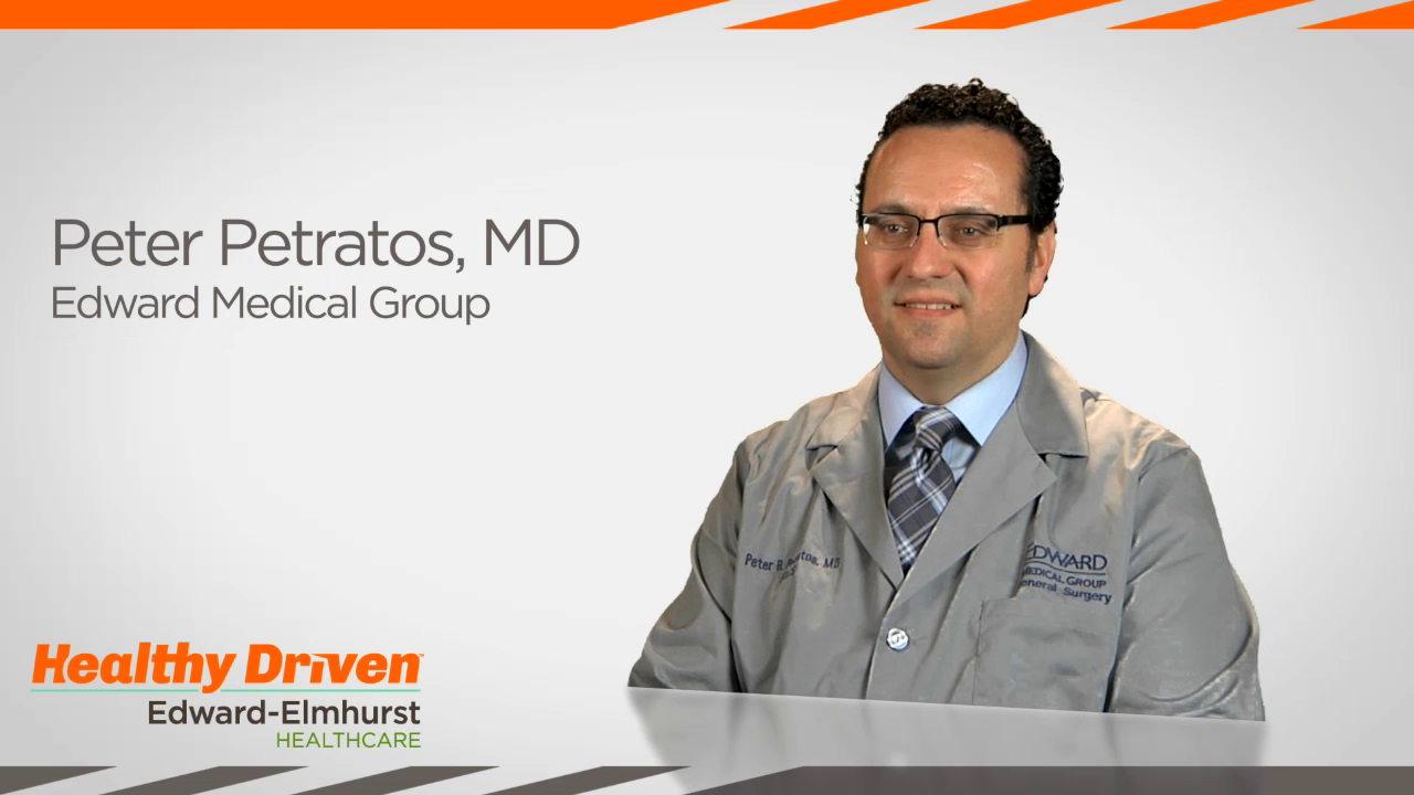 Dr. Petratos talks about his practice