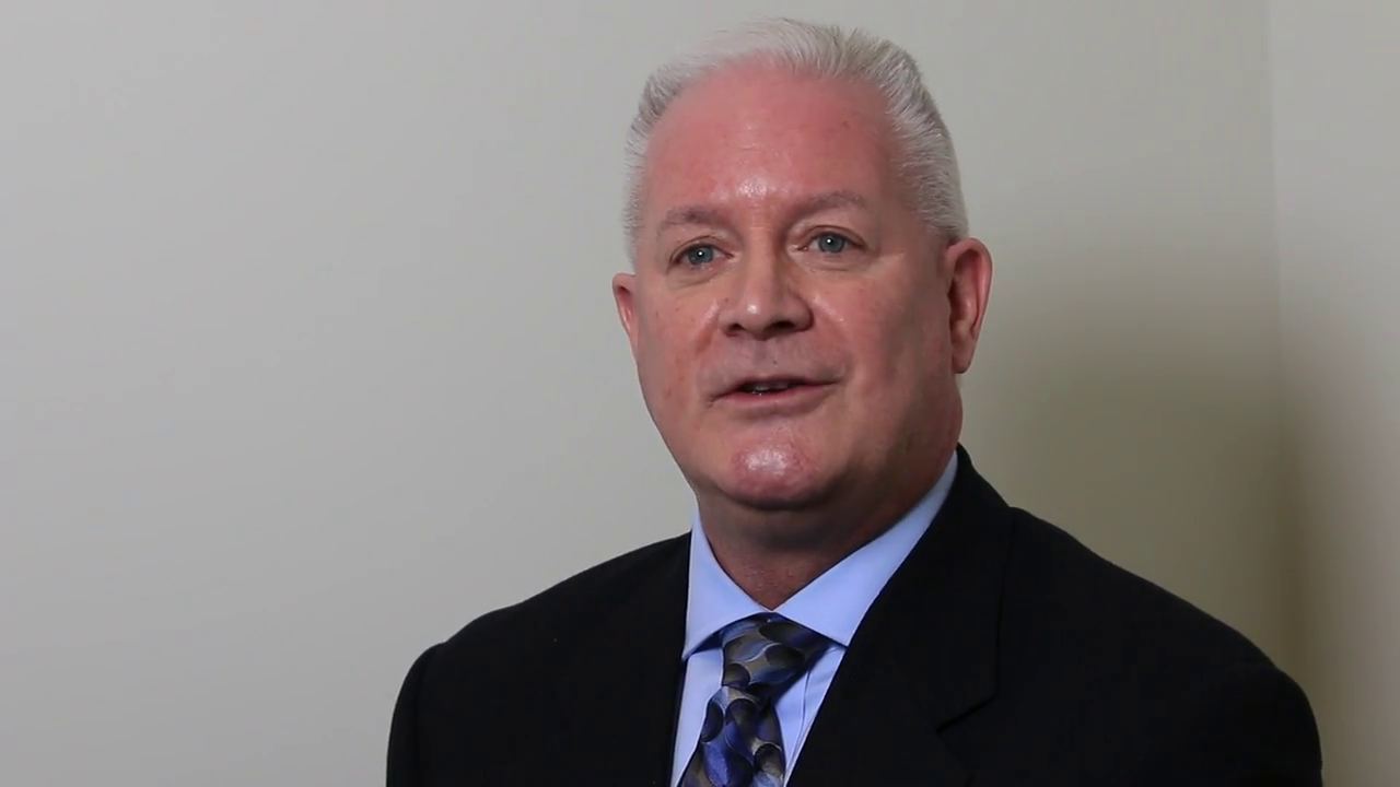 Dr. Doyle talks about his practice