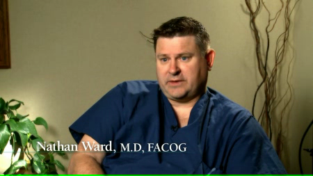 Dr. Ward talks about his practice