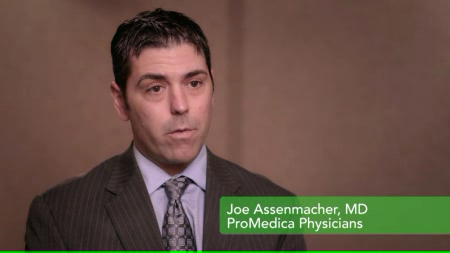 Dr. Assenmacher talks about his practice
