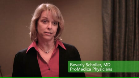 Dr. Scholler talks about her practice