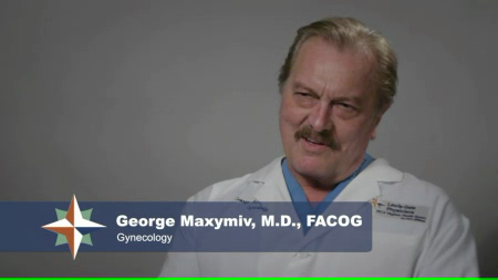 Dr. Maxymiv talks about his practice