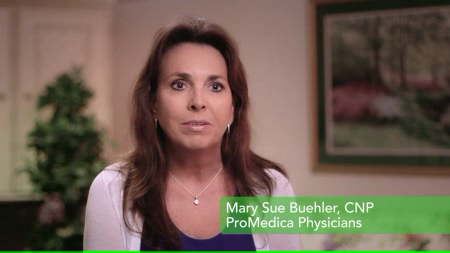 Mary Buehler talks about her practice