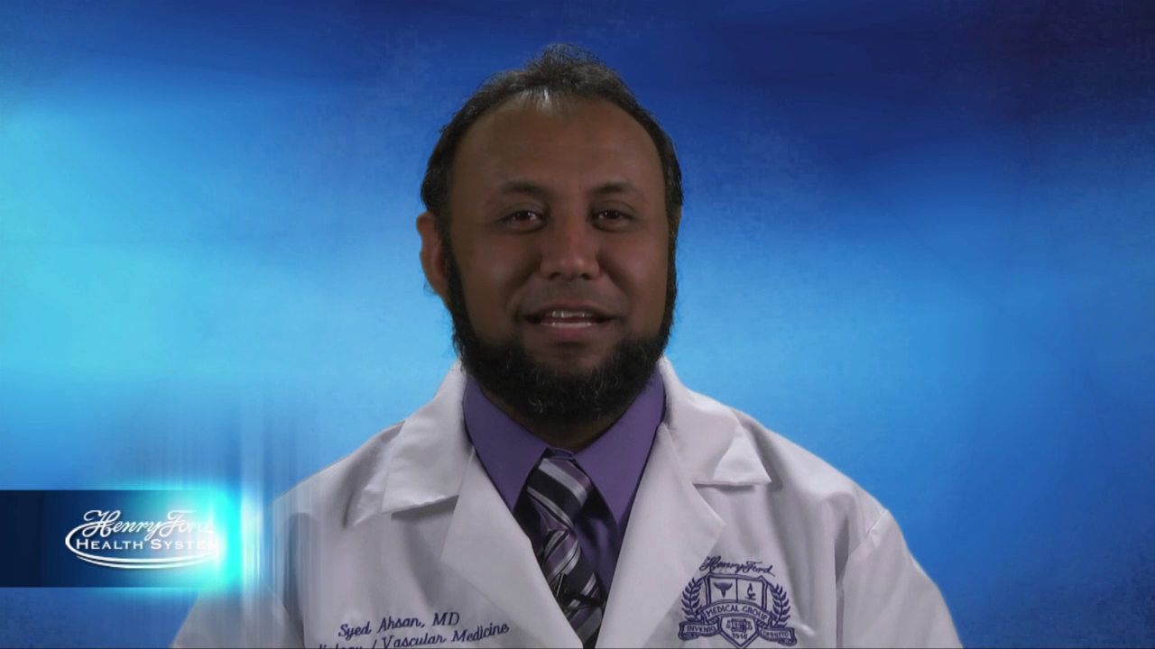 Dr. Ahsan talks about his practice